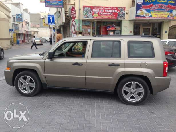 Jeep Patriot for sale with new look
