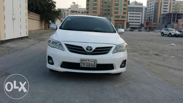 Toyota corolla model 2012^€*:>¿