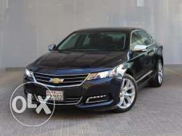 Chevrolet Impala 3.6L V6 LT 2014 black for sale