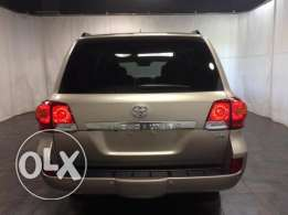 under warranty land cruiser 2015