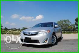 2013 Toyota Camry LE 2.5 4 Cyl Automatic AT