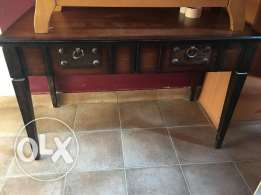 Coffee Table and Office Desk for Sale