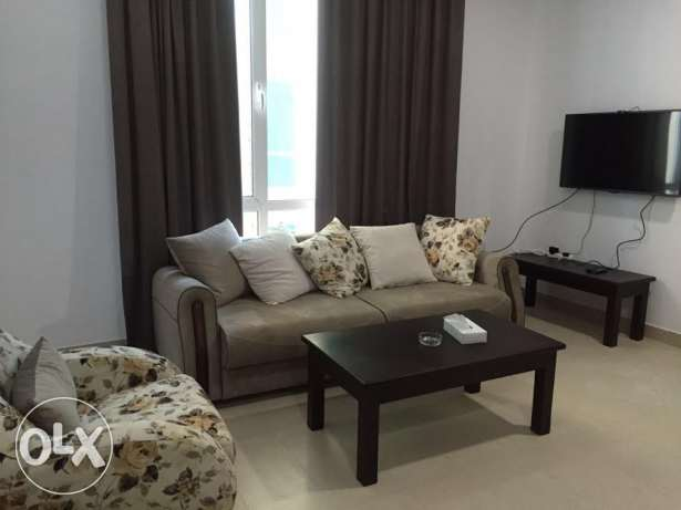 Brand New Building 1 Bedroom Fully Furnished in Seef Area/Inclusive