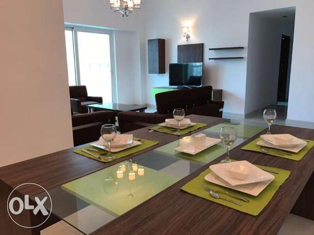 Luxury Building 2 BR Fully Furnished Apartment in Juffair