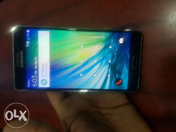 Samsung A7 for sale good condition (2015)