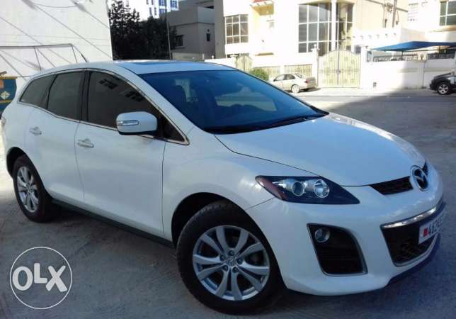 Mazda cx7 2011 well maintained