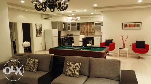 New Hidd: 3 bedroom fully furnished luxury apartment for rent