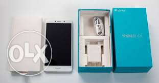 Honor 6x 64gb with 4gb Ram boxed and brand new .