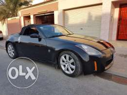 Nissan 350z convertible for sale