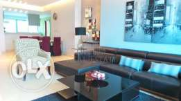 Large 3 Bedroom Apartment With Maid Room