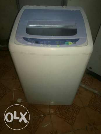 Sharp fullly automatic 10kg washing machine good condition