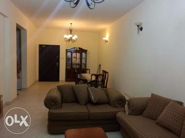 Modern Fully Furnished 2 Bedroom apartment for rent at Seef