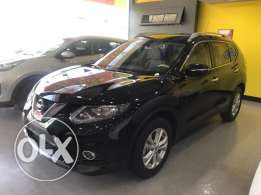 Nissan X-trail 2016, Black Color