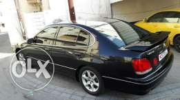 I have (Lexus GS 400) Model 2000 Car.
