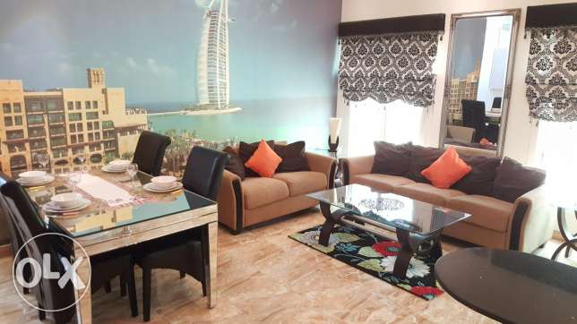 Fully furnished 2 BHK flat behind st Christ school