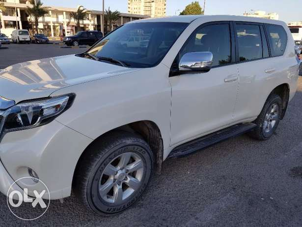 Toyota Prado 2014, 2.7 ltrs, 33500 Kms, Excellent Condition, BHD 9300