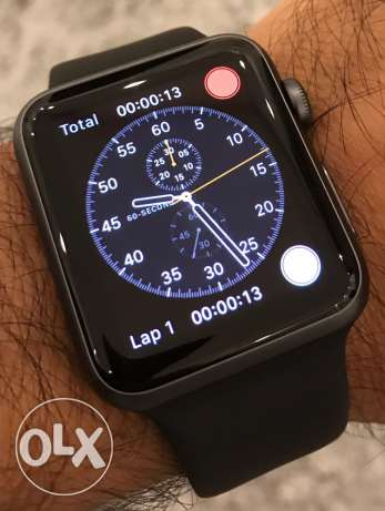 Apple watch 1 size 42 Riffa - image 2