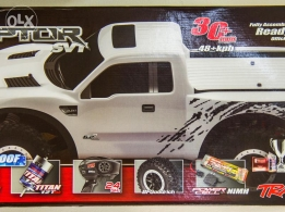 For sale Traxxas FORD F-150 RAPTOR SVT