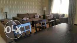 Fully Furnished Apartment For rent at Um al hassam (Ref No:11UHZ )