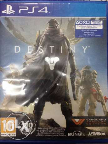 Destiny PS4 game for sale