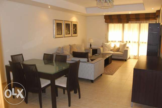 Beautiful 2 BR in new Sanabis / Balcony