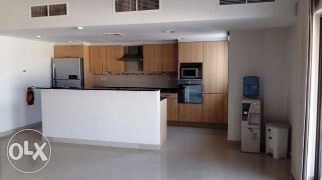 Penthouse 3 bedrooms semi furnished Sea views
