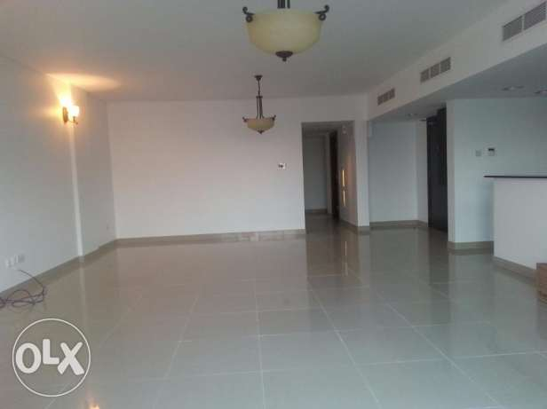 3 Bedrooms huge apartment Semi furnished with open Sea views