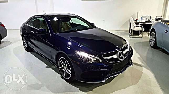 Mercedes E class Brand New 0km 5 years warranty