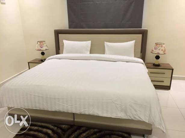 1 bedroom beautiful flat in Juffair fully furnished brand new/incl جفير -  7