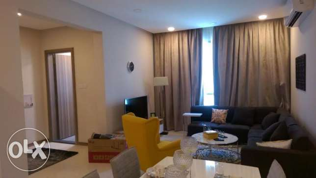 new 1Bedroom flat modernly Furnished // New Hidd