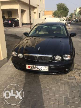 2000 CC Jaguar X Type Fully maintained by Agent Mohd Jalal & Sons