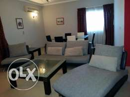 3 bed fully furnished apartment in New hidd