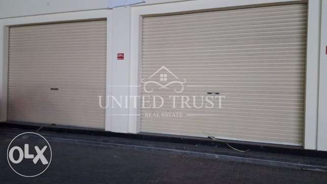 For rent new shops in Sanad. ref: SND-MH-002