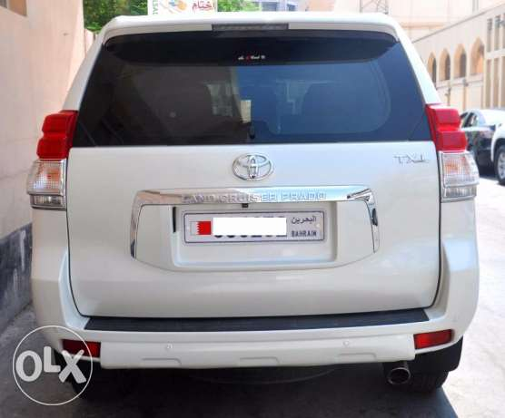 Toyota Prado 2012 Model Good condition For sale ام الحصم -  3