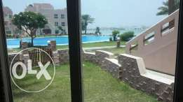 Sea view 3 Bedrooms flat in Tubli, Balcony, Garden