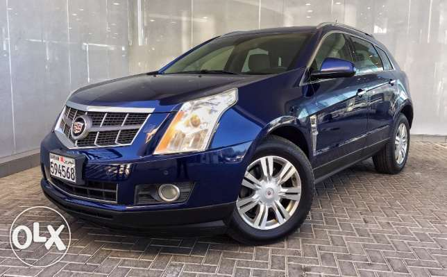Cadillac SRX 2012 full option