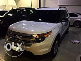 Ford Explorer 2013 7 seaters Low mileage