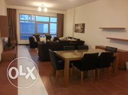 Modern apartments 3 bed room for rent in juffair