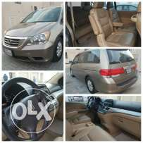 Honda Odyssey 2009 full options