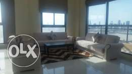 Sea view apartment for rent in Juffair