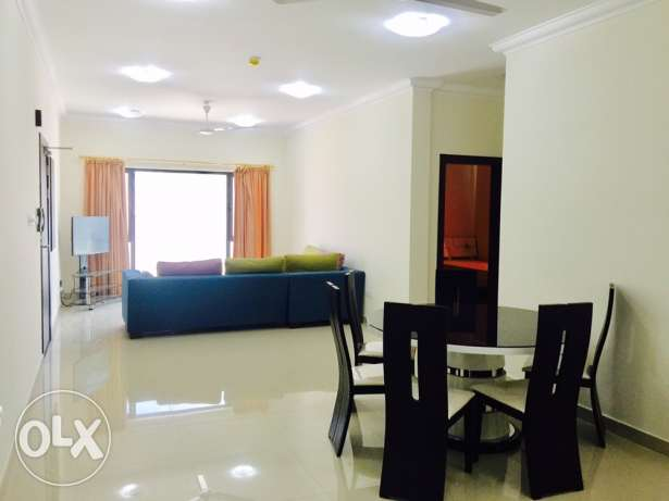 Brand new Three bedrooms apartment in Janabiya.