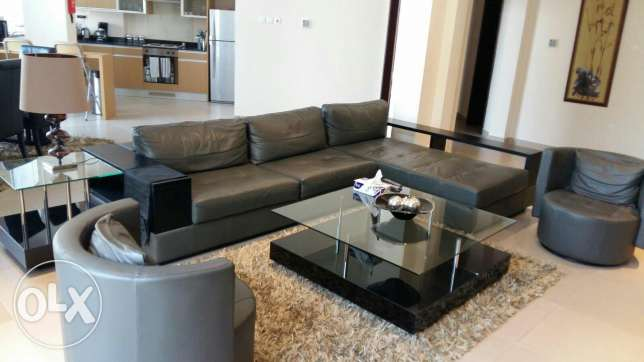 Super Deluxe 2 BHK aprt in Seef with all amenities