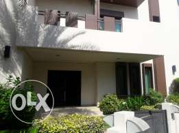 Saar:- 4Bhk Semi Furnished Duplex Compound Villa on Rent
