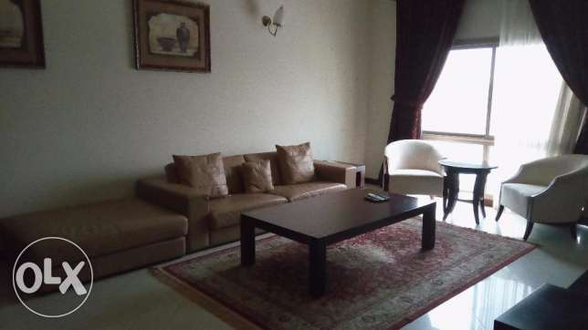 2 BR Fully Furnished Apartment in Seef wit Nice View