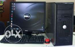 Dell desktop computer full set