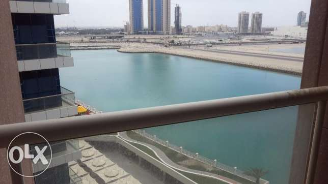Sea view Wonderful 1 BR flat in Seef