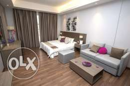 One bedroom apartment for rent in Sanabis.