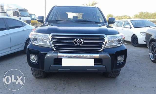 Toyota Land Cruiser Gxr 2014 V6