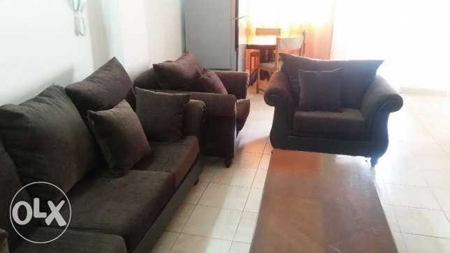 One bedroom furnished apartment available near Dome cafe Juffair