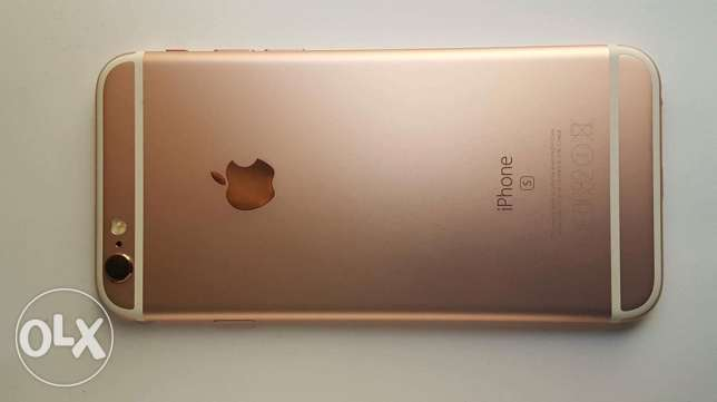 iPhone 6s Rosegold 64GB الحورة -  6